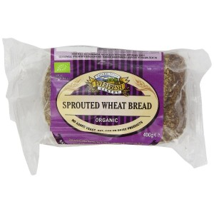 Everfresh Bakery - Organic Sprouted Wheat Bread - 400g