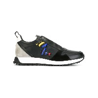 Fendi block panel sneakers