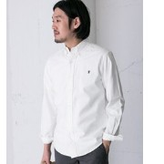 DOORS GYMPHLEX OXFORD LONG-SLEEVE SHIRTS【アーバンリサーチ/URBAN RESEARCH シャツ・ブラウス】