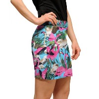 LoudMouth Ladies Pink Flamingos Skort【ゴルフ レディース>スコート】