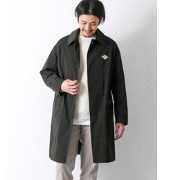 DOORS DANTON POCKET DOUBLE CLOTH COAT【アーバンリサーチ/URBAN RESEARCH ステンカラーコート】
