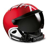 KASK〔カスク スキーヘルメット〕<2017>STYLE〔RED/WHITE〕【送料無料】〔z〕