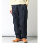 かぐれ MASTER&Co. DRAW STRING DENIM PANTS【アーバンリサーチ/URBAN RESEARCH デニム】