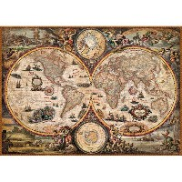HEYE Puzzle・ヘイパズル 29666 Rajko Zigic : Vintage World 2000ピース