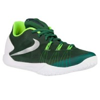 Nike Hyperchase メンズ Gorge Green/White/Electric Green/Metallic Silver ナイキ バッシュ ハイパーチェイス