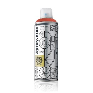 SPRAY.BIKE/ 400ml HISTRIC COLLECTION - Coventry Red 48204 【速乾性塗料/スプレータイプ】