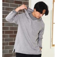 【WEB限定】SC ★★SKIPPER HOODIE 9S カットソー / フーディー【グリーンレーベルリラクシング/green label relaxing パーカー】