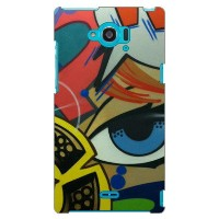 【送料無料】 CRASH 「Remains of the day」 / for AQUOS ZETA SH-01G/docomo 【SECOND SKIN】【ハードケース】sh01g ケース...