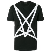 Dior Homme プリントtシャツ