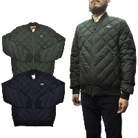 【2 COLOR】LACOSTE LIVE(ラコステ ライブ) QUILT ZIP BLOUSON(キルトジップブルゾン) ナイロンタフタ