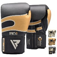 RDX Boxing グローブ Sparring Training Glove Punching Bag Mitts Muay タイ Kickboxing (海外取寄せ品)