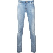 Nudie Jeans Co Lin Clean Stone スキニージーンズ