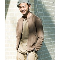 ★dポイント20倍★【URBAN RESEARCH DOORS(アーバンリサーチドアーズ)】Faked Suede Riders JACKET【dポイントでお得に購入】