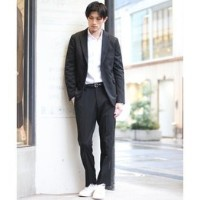 COMMUTER W/PE WASHABLE SUIT◆【エディフィス/EDIFICE スーツ】