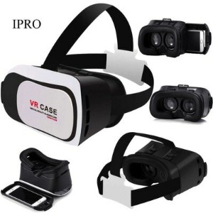 3D VRゴーグル VRヘッドセット 4.7-6インチ スマホ用 3D VR Glasses IPRO 3D Virtual Reality Glasses Google Cardboard VR...