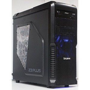 7世代 ゲーミングPC Core i7 7700K 4.20 Ghz/メモリーDDR4 16GB/SSD 240GB/HDD 2TB/GeForce GTX 1050ti (4GB)/B250M...