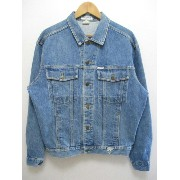 GEORGES MARCIANO for GUESS/ゲス デニム ジャケット 色落ち Made in U.S.A 【サイズ:M】【Gジャン】【ジーンズ】【US古着】【中古】【あす楽対応】【古着...