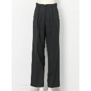 THE SHINZONE TUCK WIDE PANTS シンゾーン【送料無料】