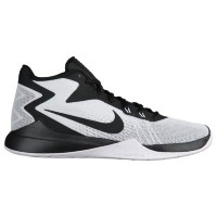 (取寄)ナイキ メンズ ズーム エビデンス Nike Men's Zoom Evidence White Black Wolf Grey Pure Platinum