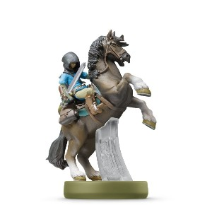 Amiibo: Legend of Zelda Series - Botw: Rider Link