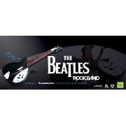 The Beatles: Rock Band X360 Wireless Rickenbacker 325 Guitar Controller (輸入版)