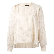 Isabel Marant striped Stanford top