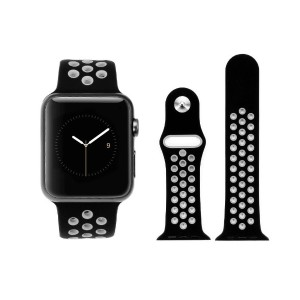 iStrap Apple Watch /Apple Watch バンド シリカゲルバンド アップルウォッチ Nike+ / New Apple iWatch Series 2 / Apple...