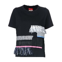 Coohem - Tricot Couture Tシャツ - women - コットン - 40