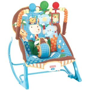 Fisher-Price Infant-To-Toddler Rocker Jungle Fun (並行輸入)
