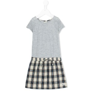 American Outfitters Kids - ドッキングワンピース - kids - コットン - 10歳