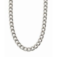 COMOTE 417 CURBLINK CHAIN NECKLACE【エディフィス/EDIFICE ネックレス】