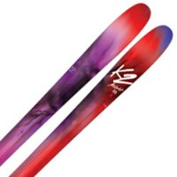 K2〔ケーツー レディーススキー板〕<2017>AlLUVit 88〔オーラビット 88〕 + <16>SQUIRE 11〔WH〕【金具付き・取付料送料無料】〔z〕