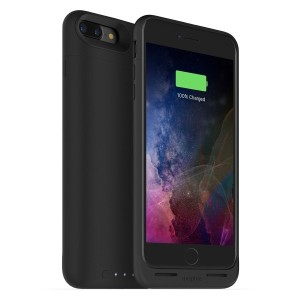 mophie juice pack air for iPhone 7 Plus ワイヤレス充電機能付きバッテリーケース ブラック【日本正規代理店品】 MOP-PH-000150