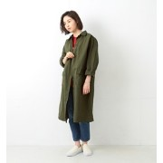 orslow / US ARMY ONE PIECE【ビームス ウィメン/BEAMS WOMEN ワンピース】