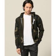 THE NORTH FACE/Novelty Rearview FullZip Hoodie【エディフィス/EDIFICE パーカー】
