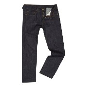 ジースター メンズ ボトムス ジーンズ【G-Star 3301 Rake Denim Straight Fit Jeans】Denim Raw
