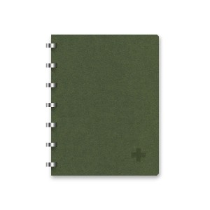FLEXNOTE START KIT A5 - Forest Green