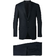 Canali buttoned cuffs two-piece suit