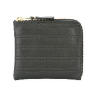 Comme Des Garçons Wallet - エンボスステッチ財布 - men - レザー - ワンサイズ