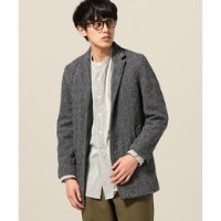 AUGUST FIFTEEN TOPPER COAT HARRIS TWEED【ジャーナルスタンダード/JOURNAL STANDARD その他(アウター)】
