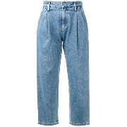 Citizens Of Humanity straight cropped jeans