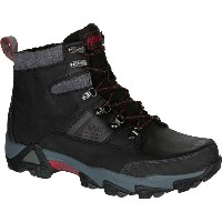 アーヌ Ahnu メンズ ハイキング シューズ・靴【Orion Insulated Waterproof Hiking Boot】Black