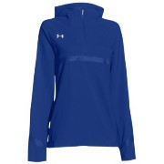 アンダーアーマー ウーブン UNDER ARMOUR PREGAME WOVEN 1 4 ZIP