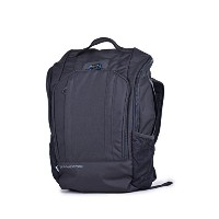 ZERO NEWYORK SMALL BACKPACK NY774 BLACK リュック [並行輸入品]