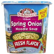Dr. McDougall's Vegan Spring Onion Noodle Soup- 1.9 oz, 6 pk by Dr. McDougall's [並行輸入品]