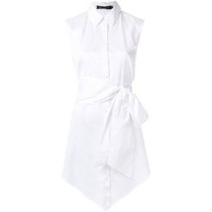 Andrea Marques - sleeveless shirt - women - コットン - 42