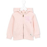 American Outfitters Kids プリント ジップアップパーカー