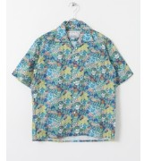 Sonny Label THE DAY ON THE BEACH Boxy camp shirt of Lopez【アーバンリサーチ/URBAN RESEARCH シャツ・ブラウス】