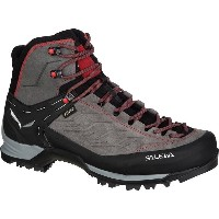サレワ メンズ ハイキング スポーツ Salewa Mountain Trainer Mid GTX Backpacking Boot Charcoal/Papavero