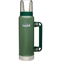 STANLEY CLASSIC VACUUM BOTTLE GREEN (1.3L) (Parallel Imported Product)